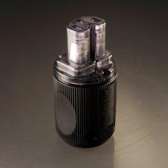 MS HD Power MS-9315Rh Rhodium IEC Plug