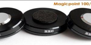 SSC Magic point 300 Aluminium case