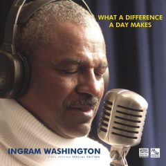 STS Digital Ingram Washington, 'What a difference a day makes', 180gm