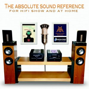 STS Digital – The Absolute Sound Reference.