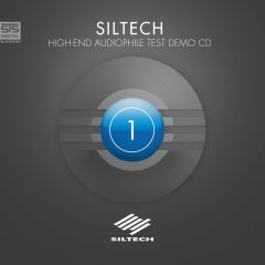 STS Digital Siltech High End Audiophile Test Demo CD