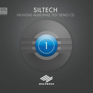 STS Digital Siltech High End Audiophile Test Demo CD
