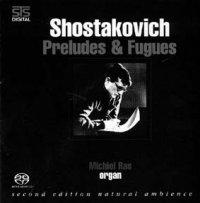 STS Digital Shostakovich, Preludes and Fugues