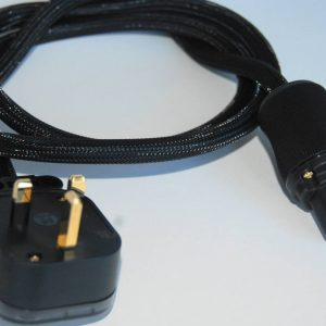 Sound Fidelity Gold Star SF Mains Cable