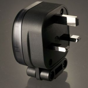 MS HD Power MS-328S Silver 13A Gigantic UK Plug