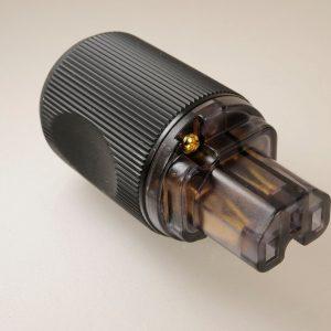 MS HD Power MS-9315G 24K Gold IEC Plug