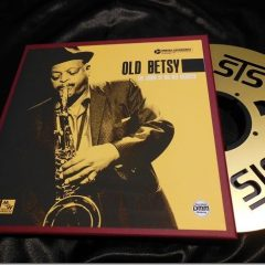 STS Digital Ben Webster – 'Old Betsy' 1:1 Master Tape.