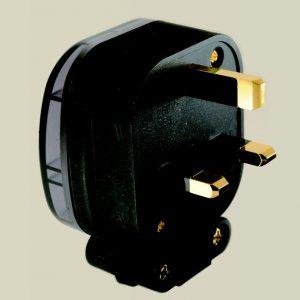MS HD Power MS-328G 24K Gold 13A Gigantic UK Plug